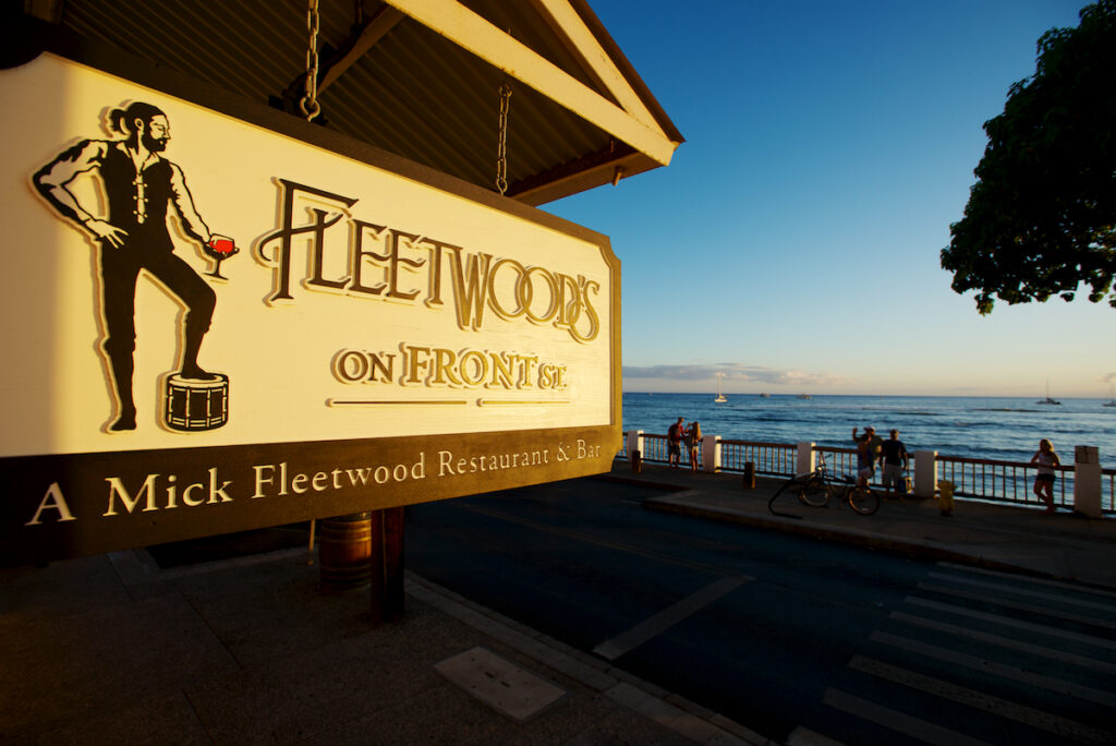 Fleetwood's on Front Street