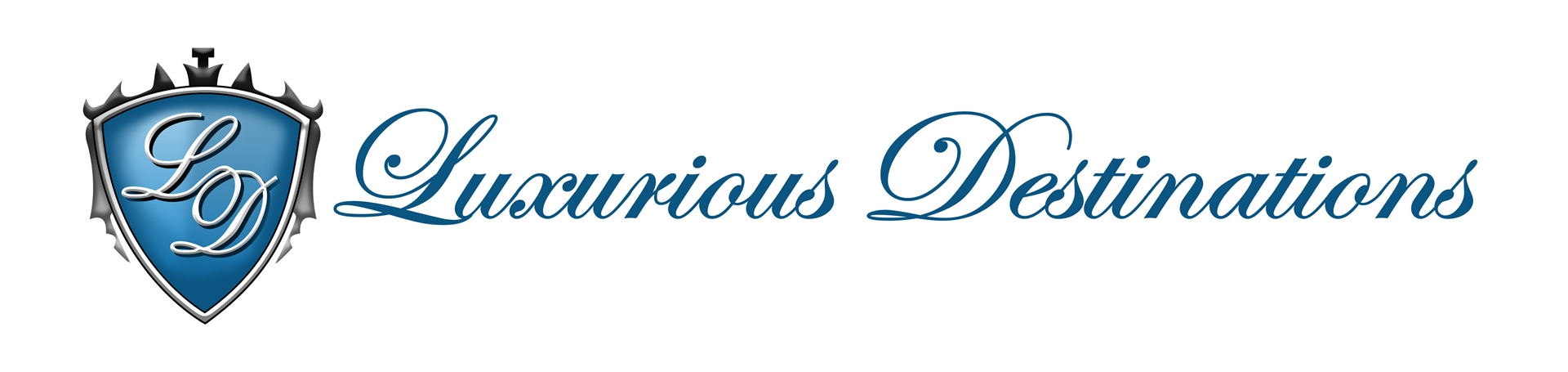 luxurious destinations logo