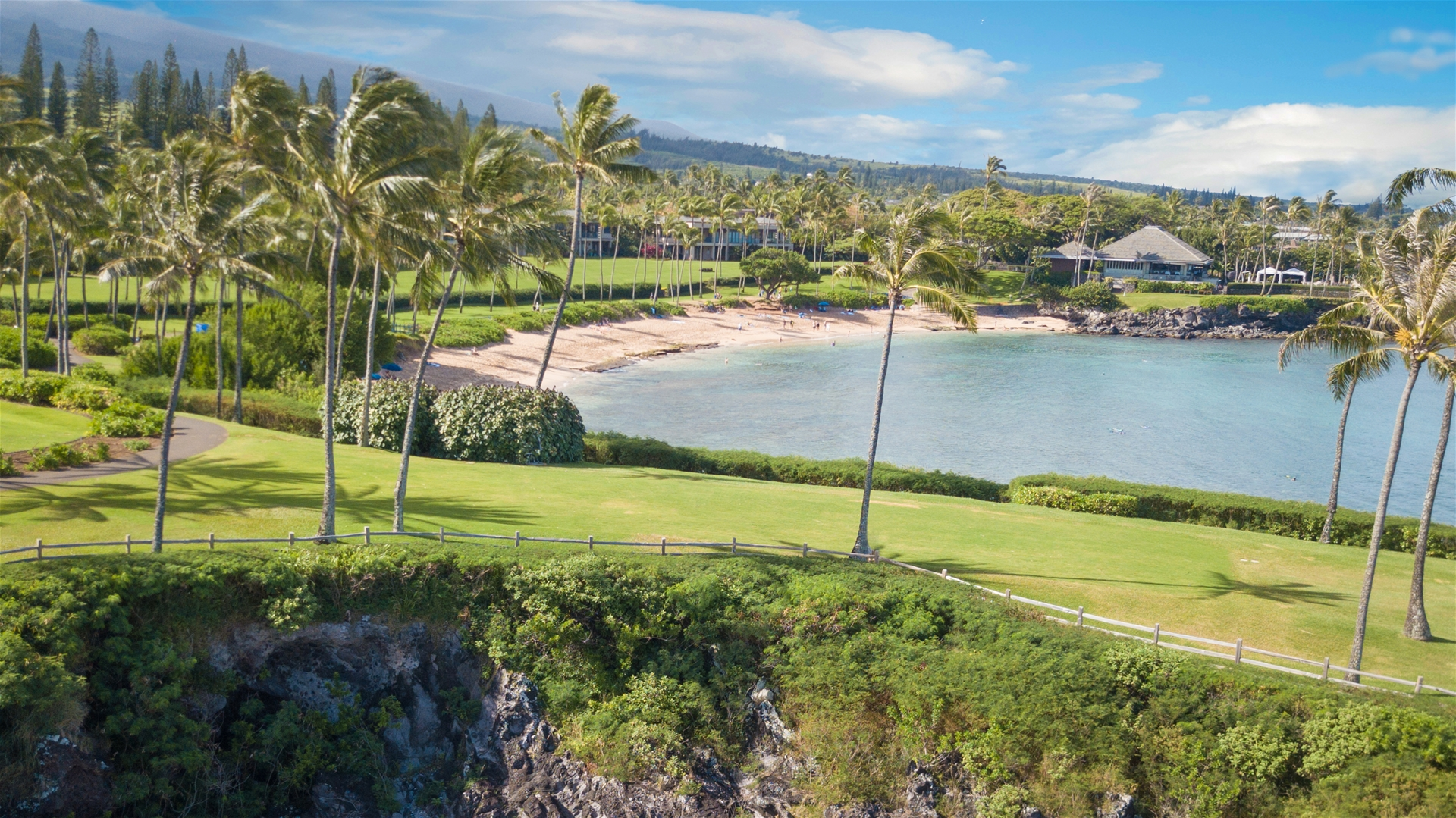 Kapalua Walking Paths