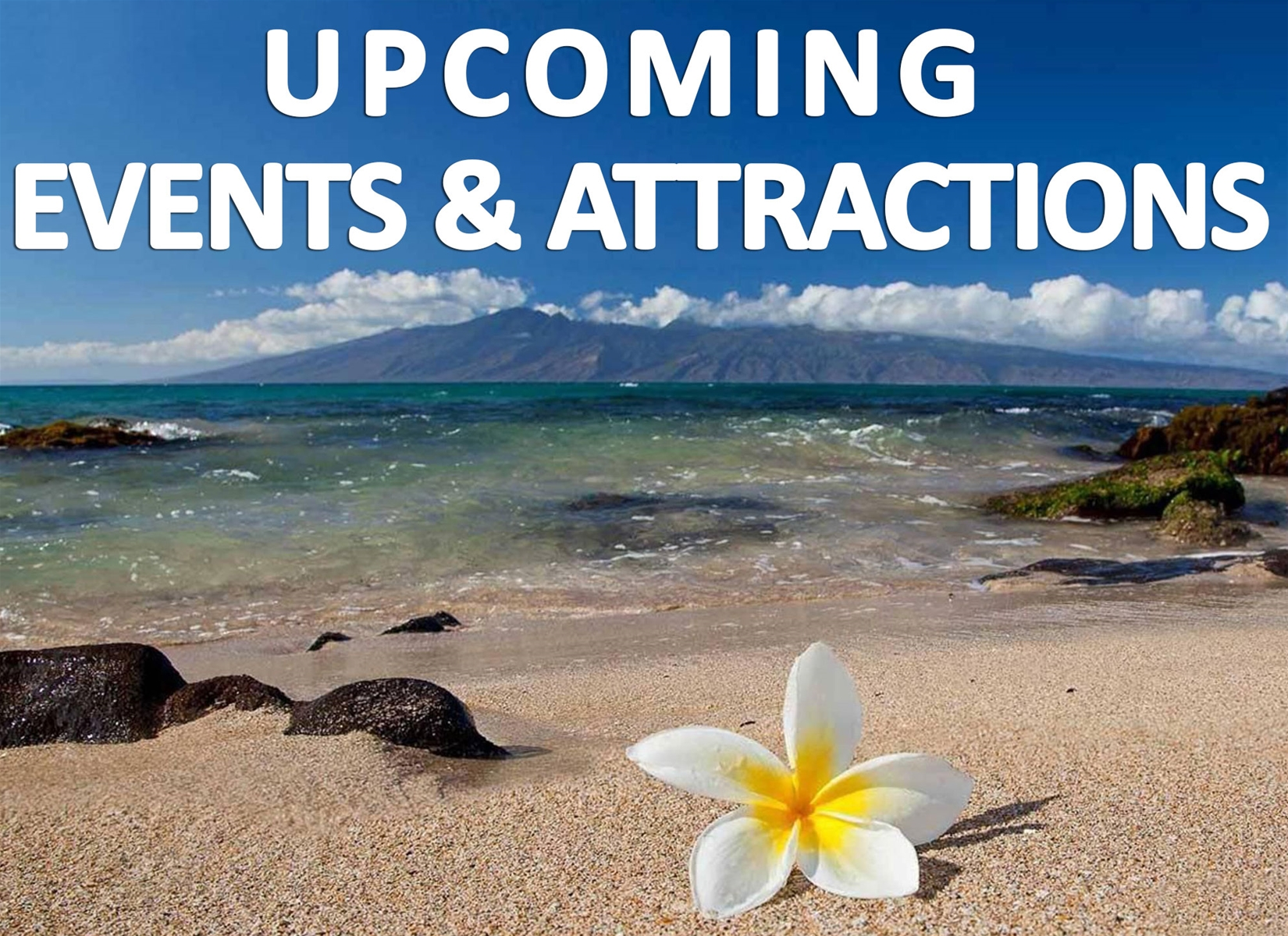 Upcoming Events and Attractions