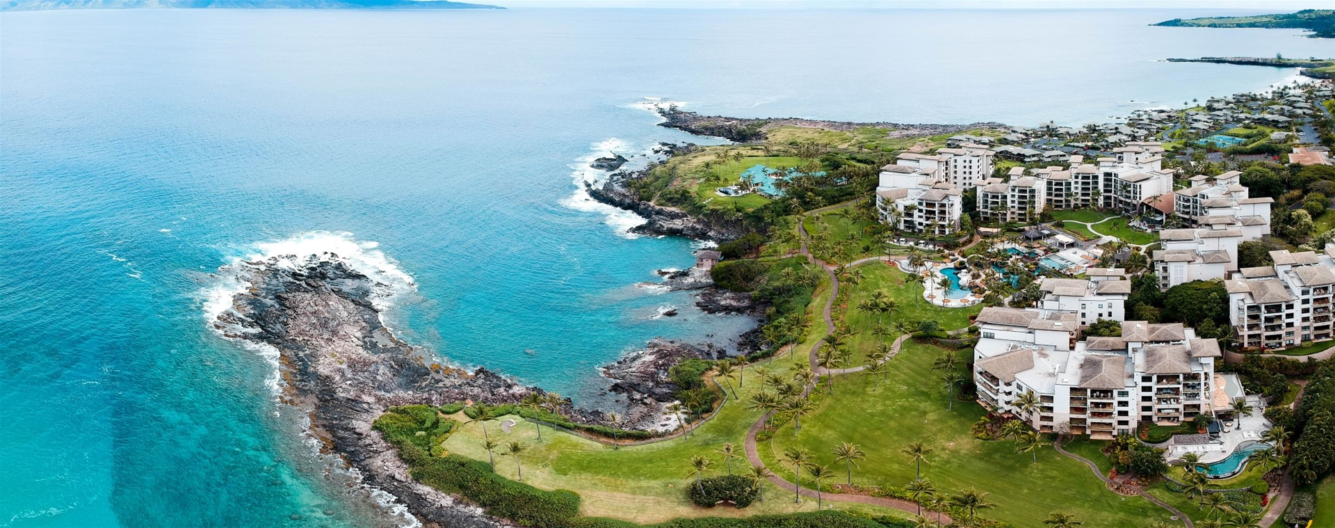 Luxurious Destinations Residences located at the Montage at Kapalua Bay